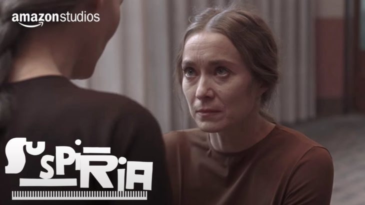 Suspiria: Olga Can't Take It Anymore in New Clip