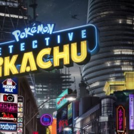 Check out the new trailer and poster forPOKÉMON Detective Pikachu