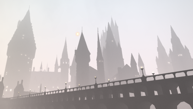 Pottermore Now Giving Fans the 'Hogwarts Experience'