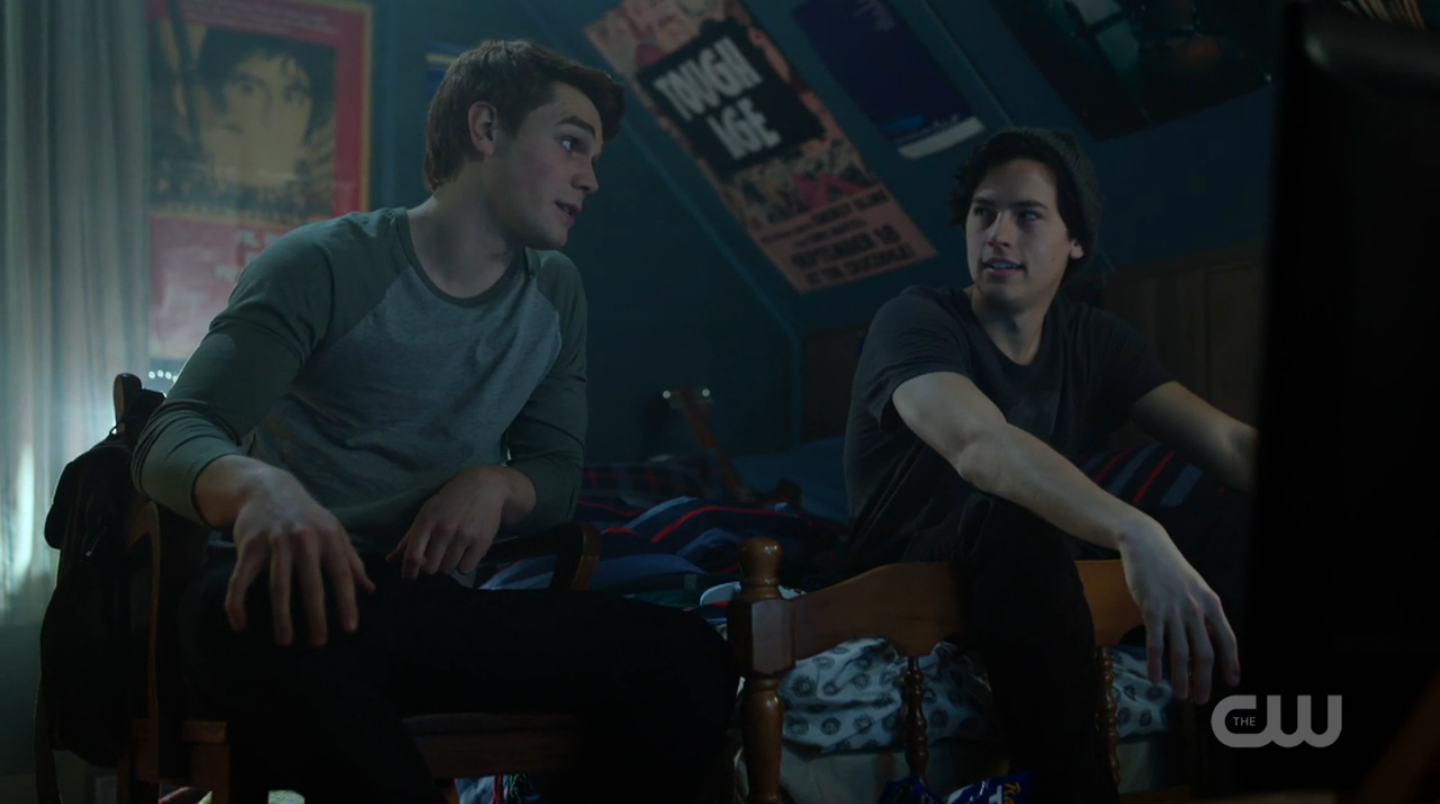 Riverdale Ep. 108 Recap & Review - 'Chapter Eight: The Outsiders'