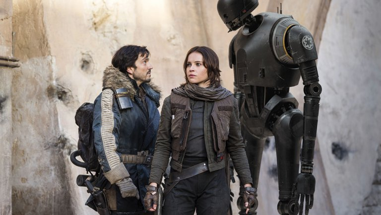 Rogue One's John Knoll 'Tinkering' With a New Star Wars Idea
