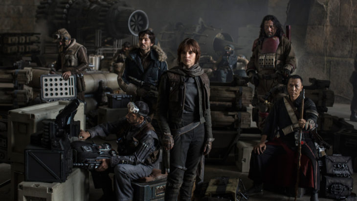 Soon You'll be Able to Bring 'Rogue One' Home