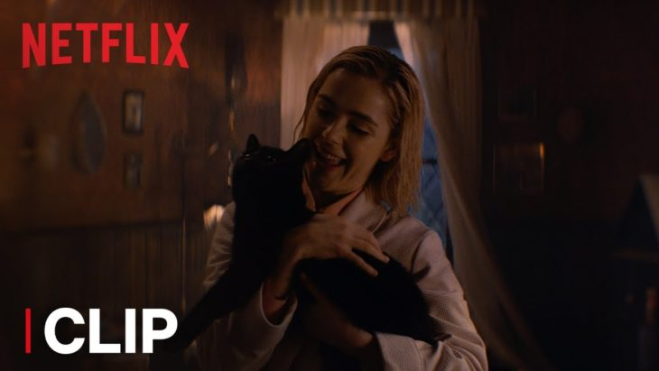 Salem Seems a Little Different in New Chilling Adventures of Sabrina Clip