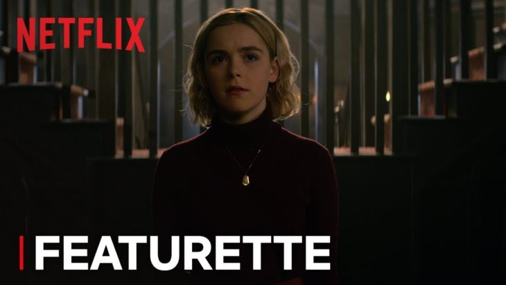 See the world of Chilling Adventures of Sabrina