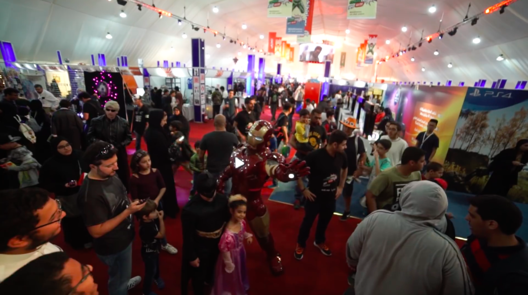 Saudi Arabia Gets its First Comic Con