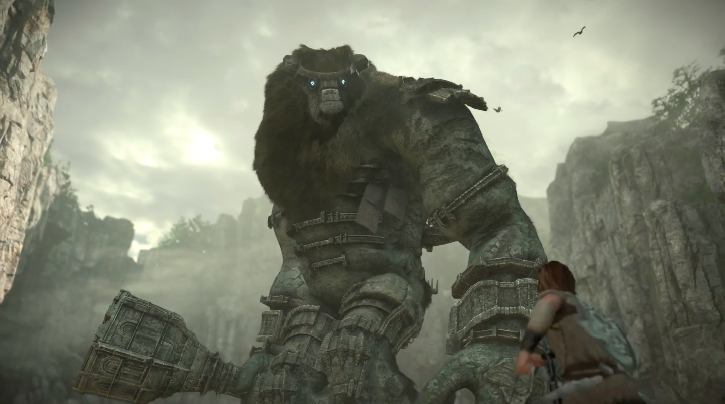 E3 2017: Shadow of the Colossus is Getting a Complete Remake