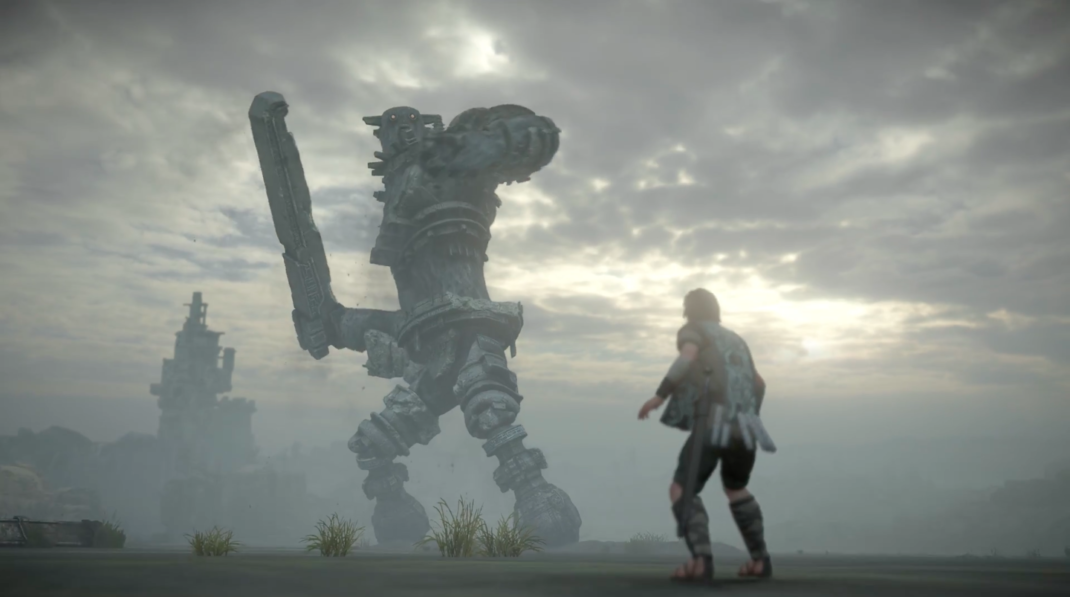 E3 2017: Shadow of the Colossus is Getting a Complete ...