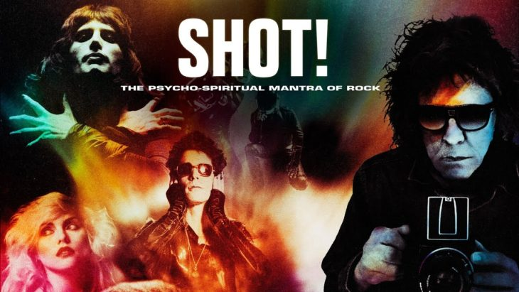 SHOT! The Psycho-Spiritual Mantra Of Rock - Mick Rock on Photographing Bowie and More