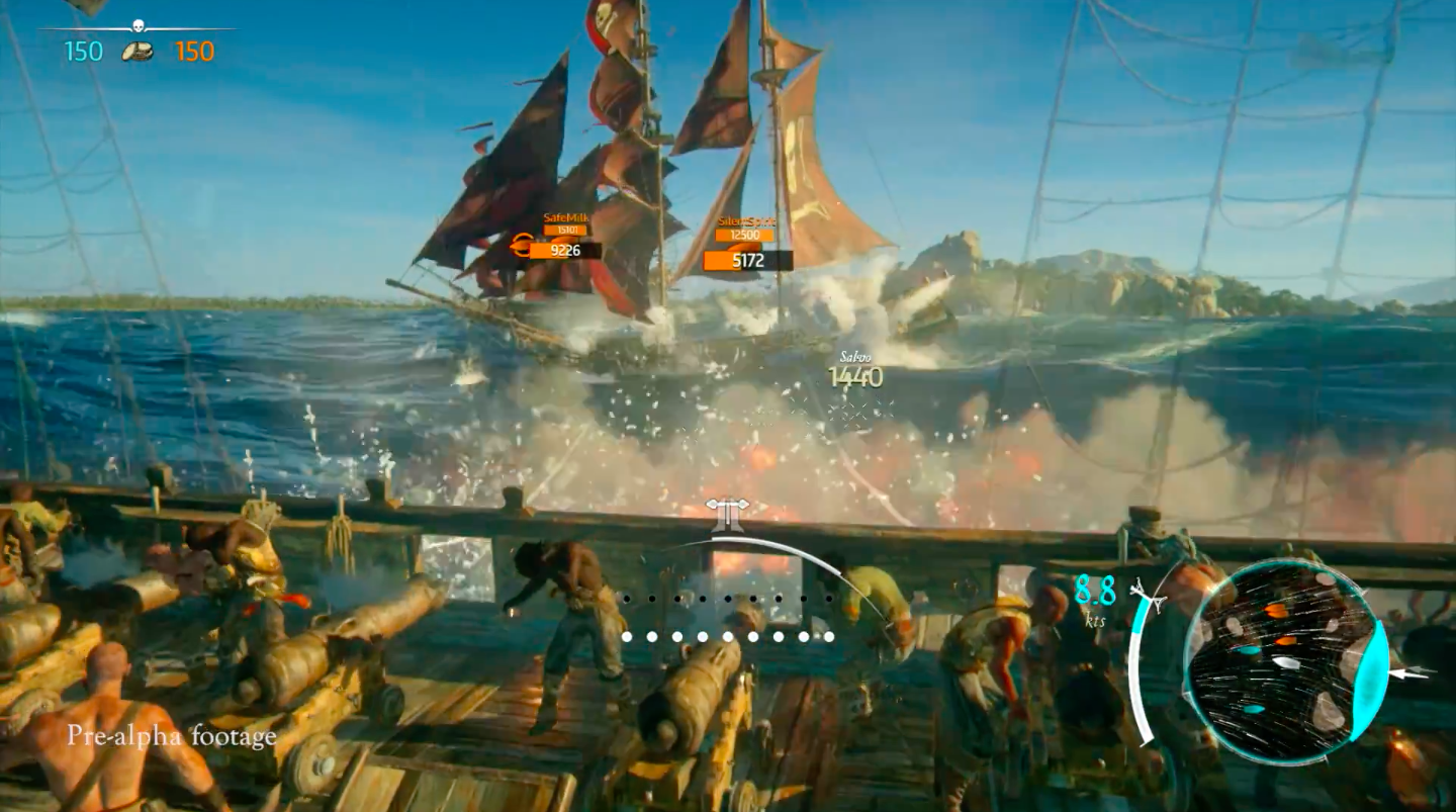 E3 2017: Skull and Bones May Be the Pirate Game We've Been Craving