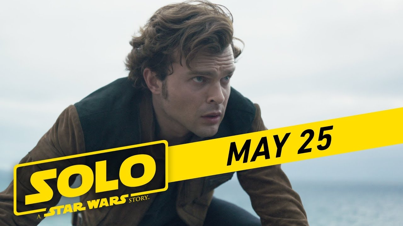 Han Solo Takes a Risk in New Solo TV Spot