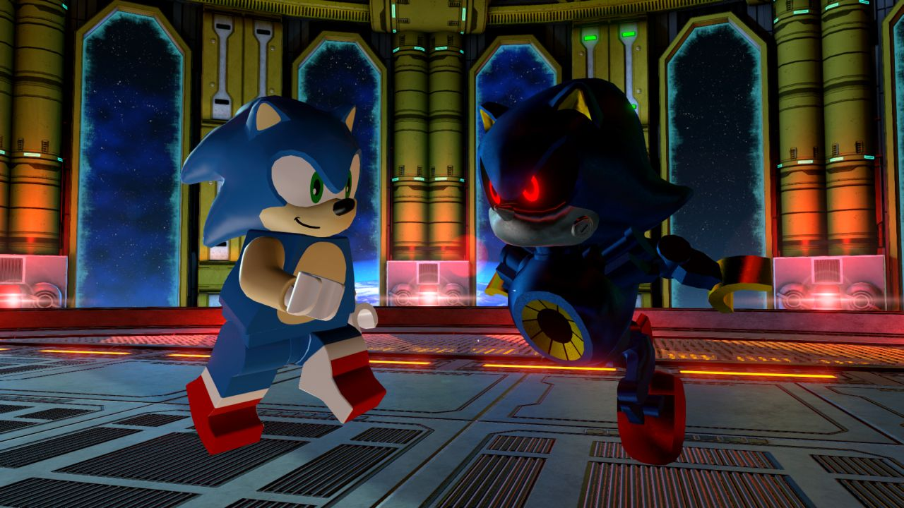 sonic the hedgehog coming to lego dimensions welcome to the legion