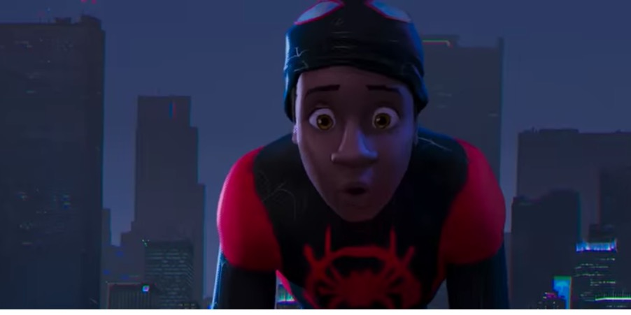 Check out the new official trailer for the upcoming animated seriesSpider-Man: Into the Spider-Verse