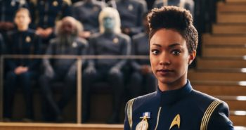 Check Out Spock in New Star Trek Discovery Season 2 Trailer