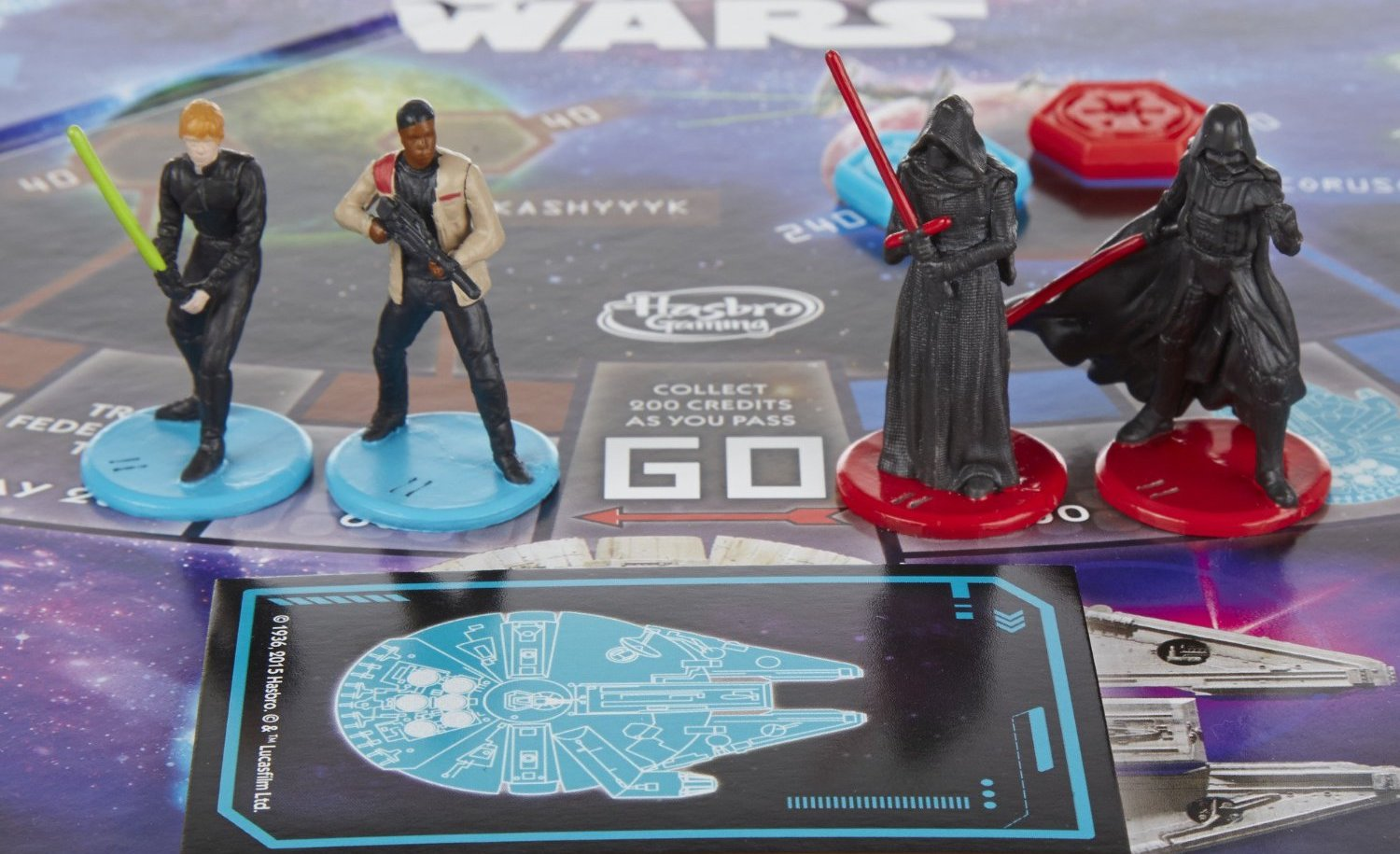 Hasbro Cites 'Insufficient Interest' in Adding Rey Token to Monopoly