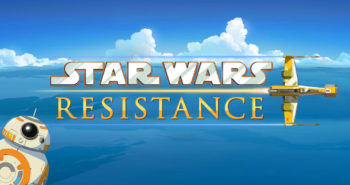 New animated adventures series Star Wars Resistance announced!