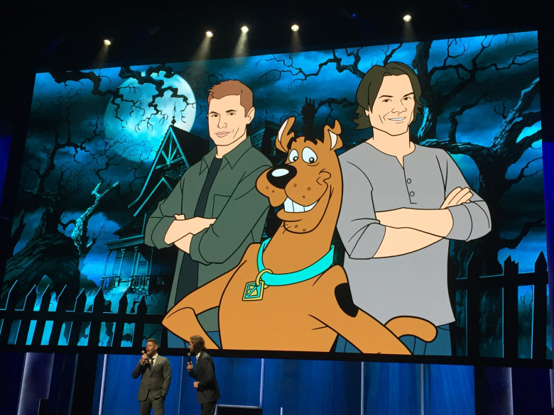 ZOINKS! Supernatural is Crossing Over with Scooby Doo