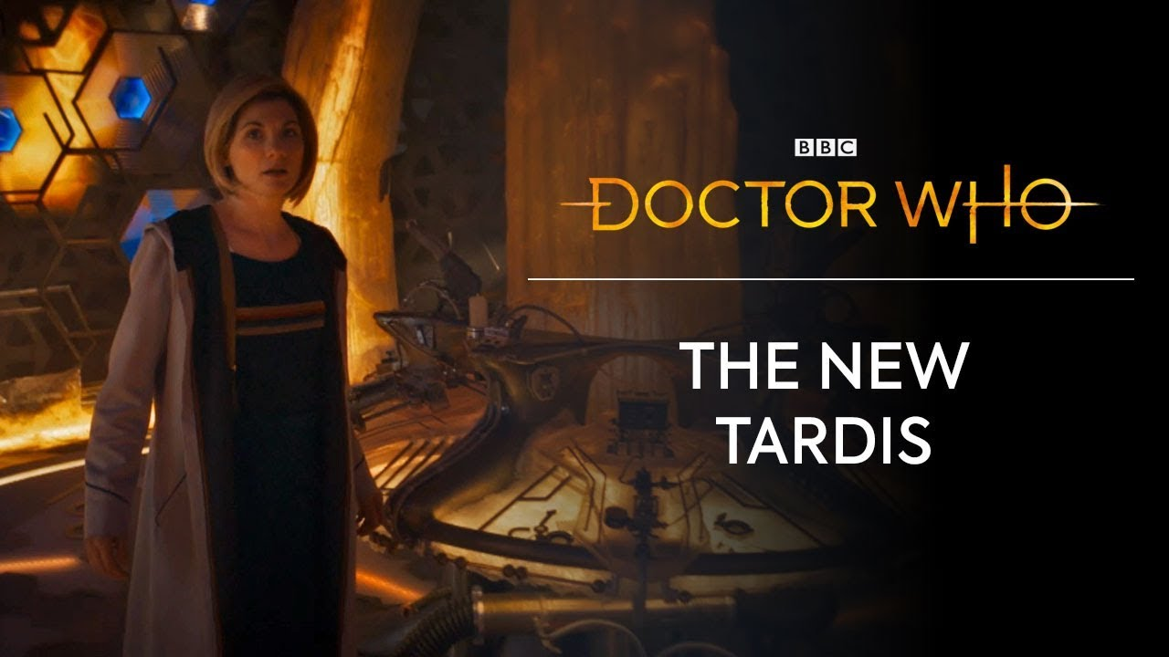 Meet the New Tardis from Doctor Who