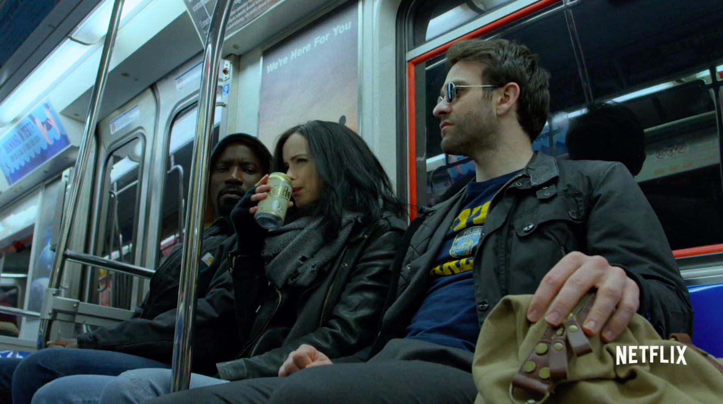 SDCC 2017: More Death is Coming in New Trailer for The Defenders