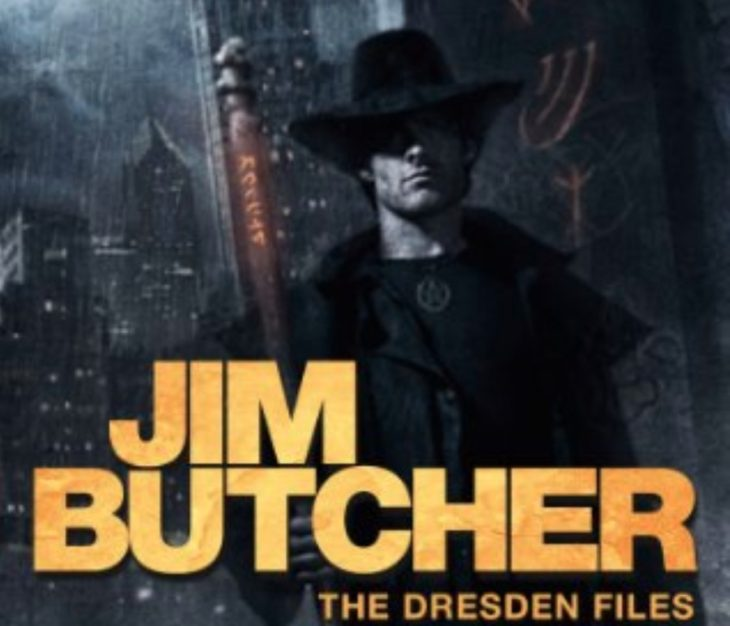 Jim Butcher's The Dresden Files has been optioned as a television series