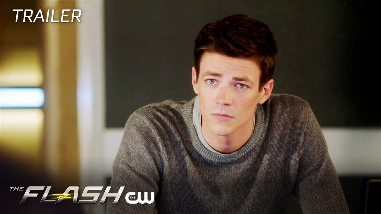 New Flash Trailer is a War Zone