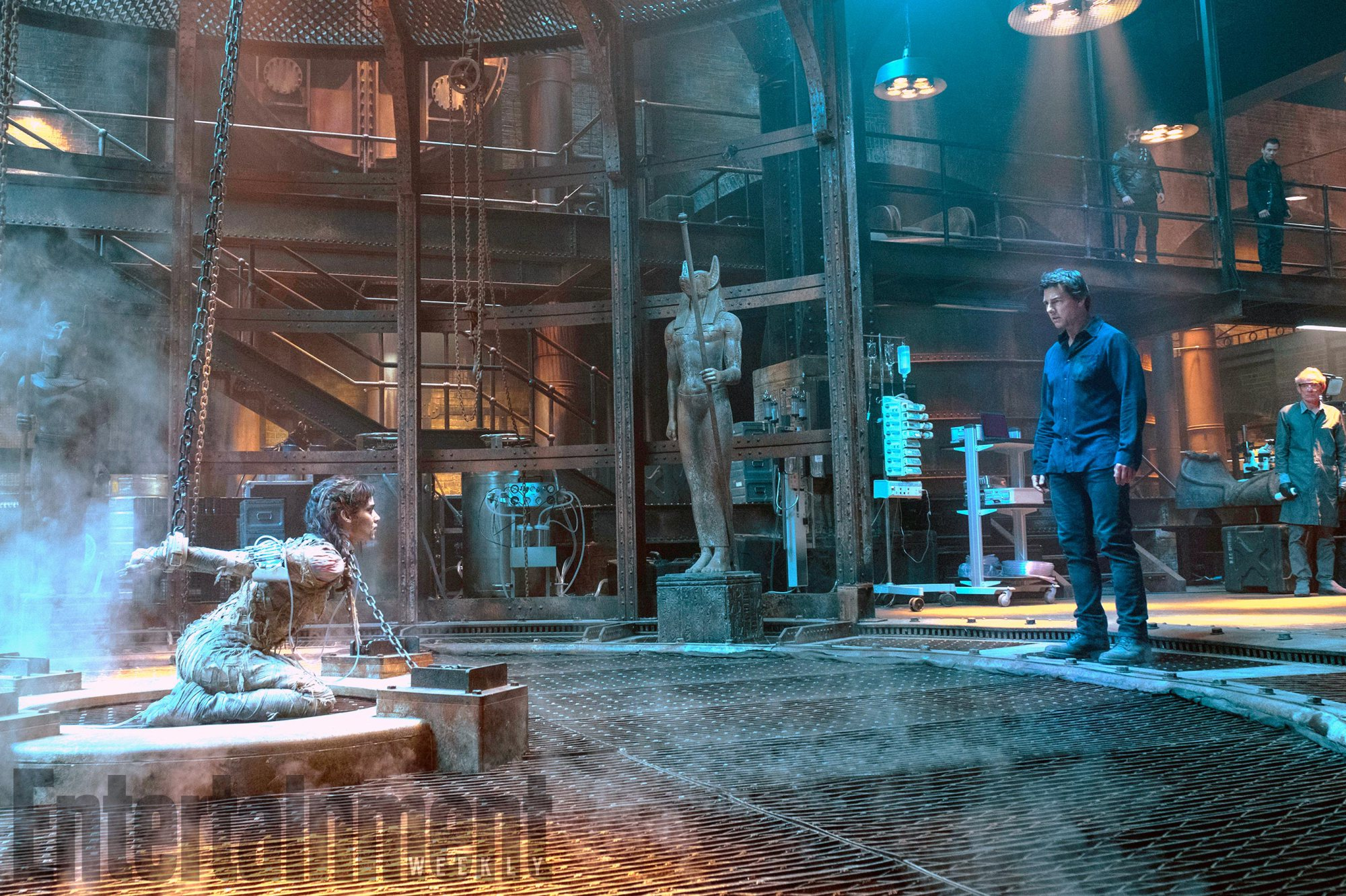 The Mummy International Trailer Gives Us More Action