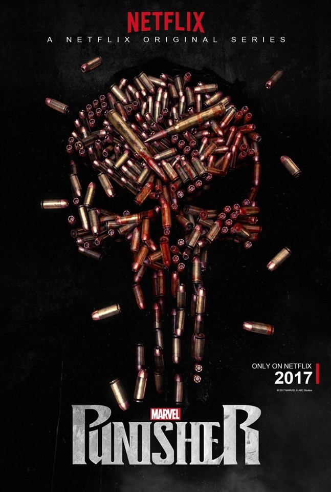Nope, That's Not the Official Poster for Netflix's The Punisher