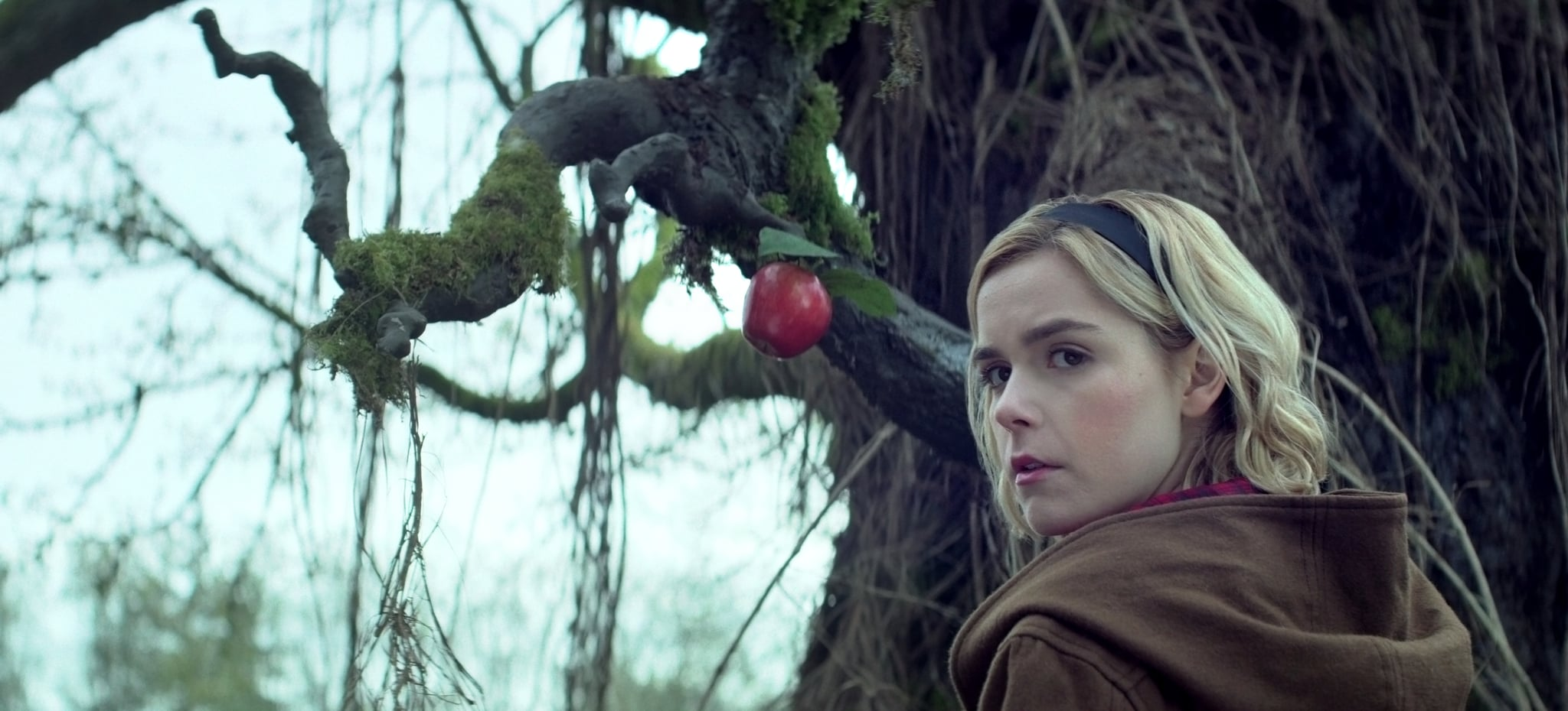 Celebrate Christmas with Chilling Adventures of Sabrina