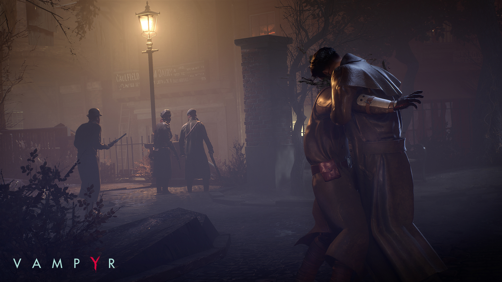 Vampyr's E3 Trailer Gives Us a Better Look at the Game