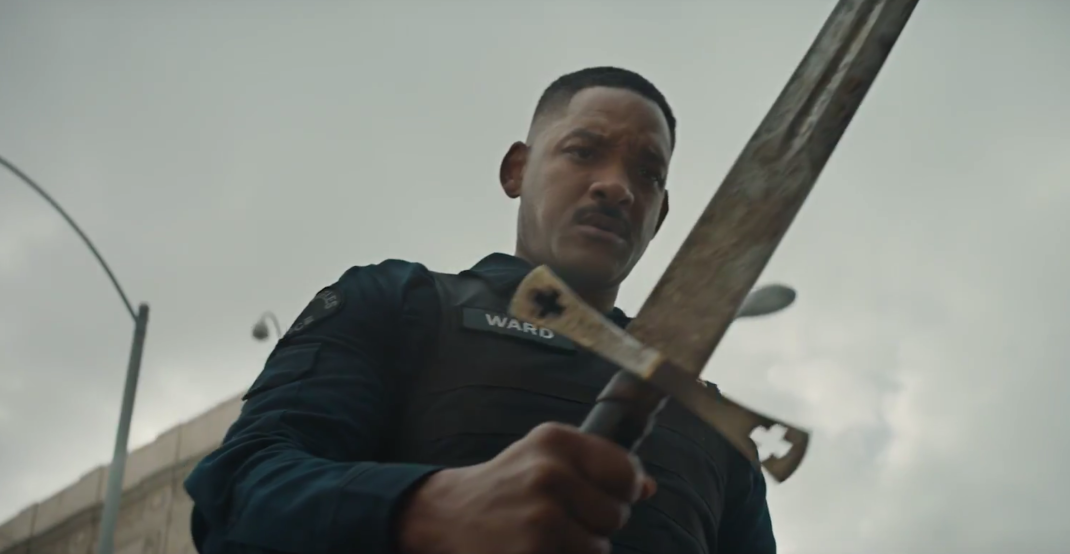 SDCC 2017: New Netflix... Will Smith Netflix
