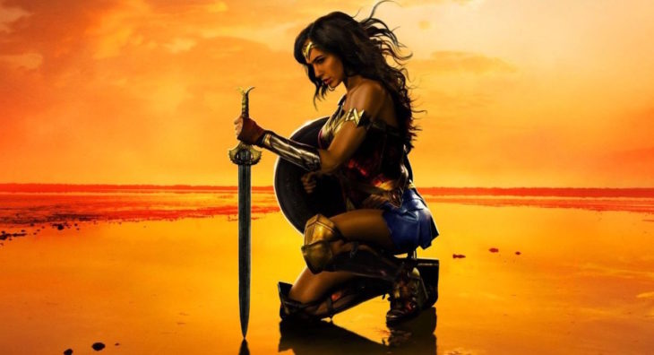 Wonder Woman Delivers Amazonian Action in Latest Previews