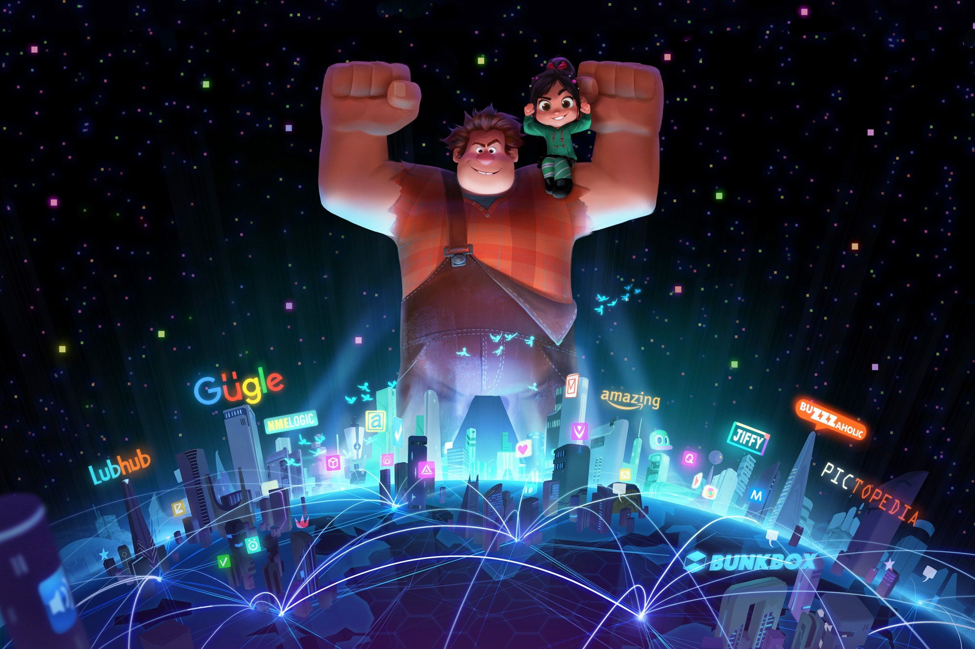 Disney's Wreck-It Ralph Sequel Gets a Title and a Release Date