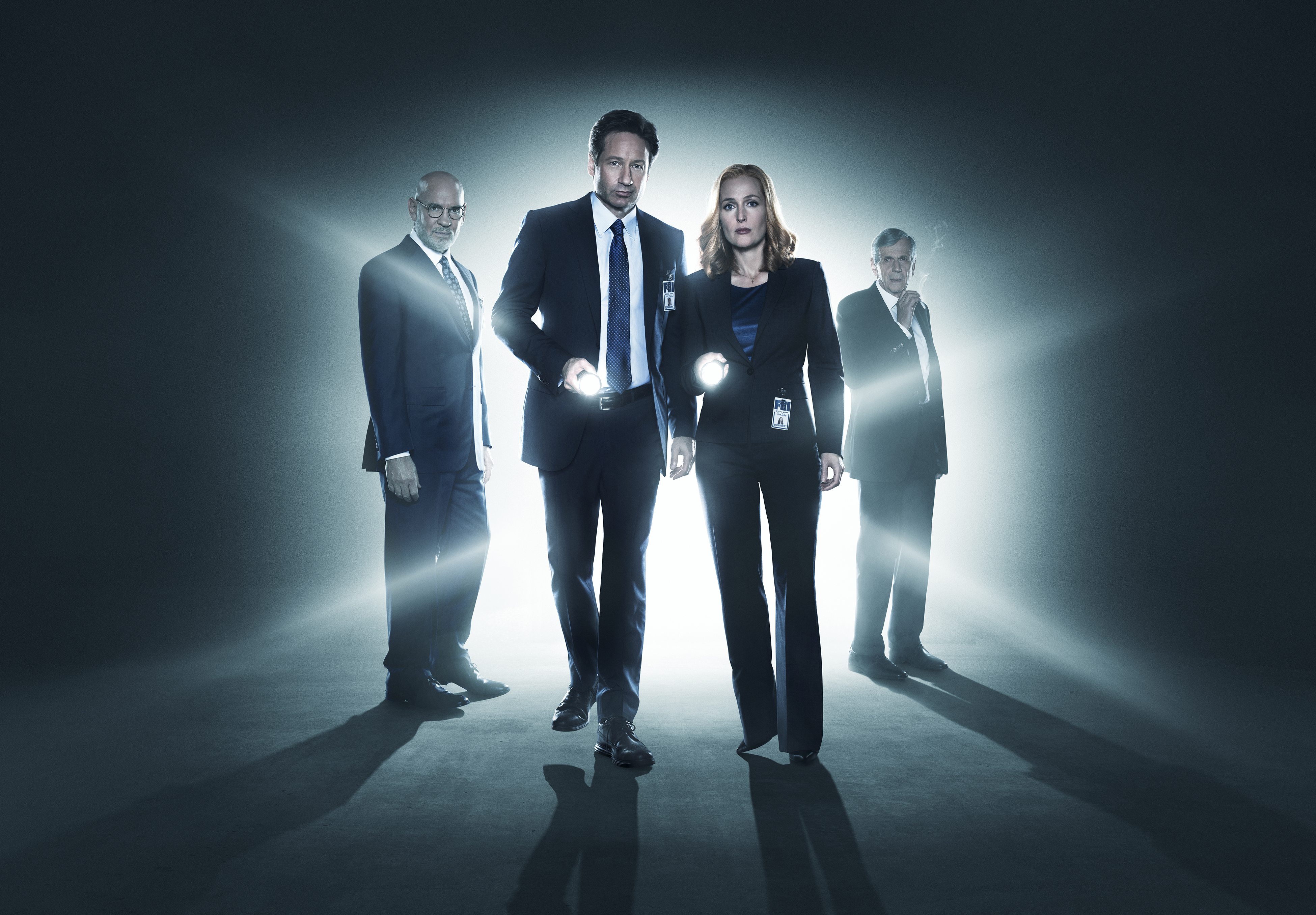 Fox Orders a New Round of Episodes for The X-Files