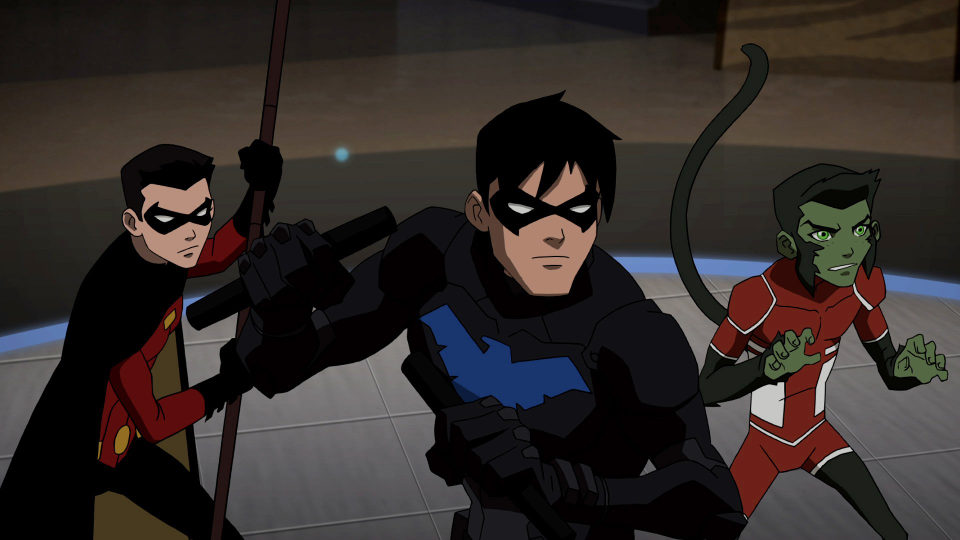 Young Justice is Getting a Third Season, Subtitled 'Outsiders'