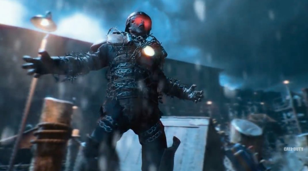 Face The Undead In The New Call Of Duty Black Ops 4 Zombies Trailer